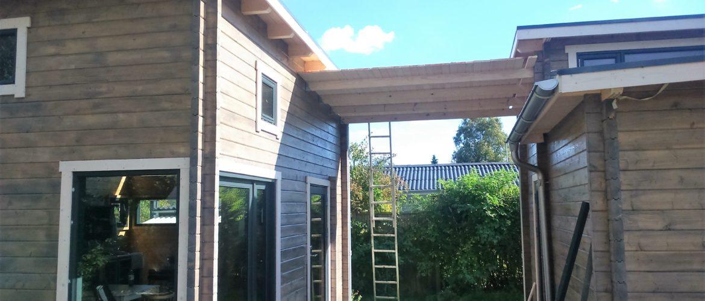 overdækket terrasse – mini house